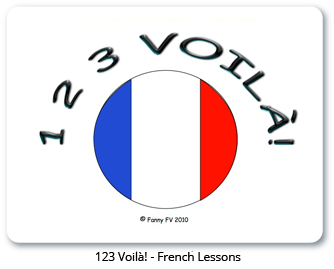 123 Voilà! - Childrens French Lessons
