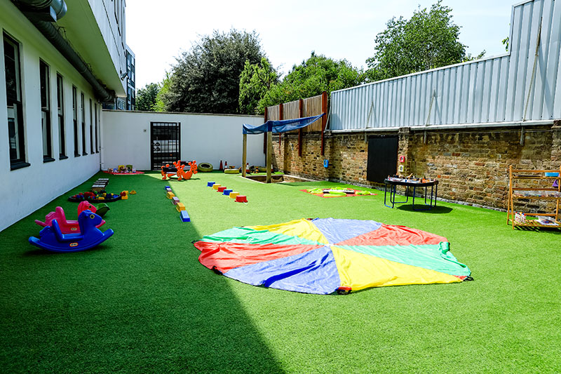 Chiswick Childrens Nursery Garden