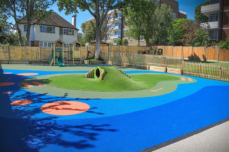 Wimbledon Hill Nursery Garden